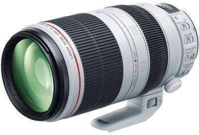 Canon EF 100-400mm f 4 5-5