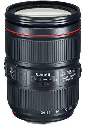 Canon EF 24-105mm f 4L IS