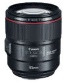 CANON EF 85mm F 1 4 L IS USM