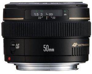 Canon EF 50mm f 1 4 USM Téléobjectif