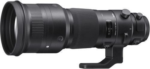SIGMA 500mm f 4 DG OS HSM