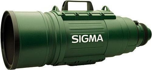SIGMA 200-500mm f 2 8 DG APO