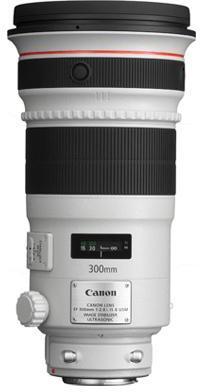 CANON 300mm f 2 8 L IS II