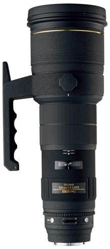 SIGMA 500mm f 4 5 APO DG EX