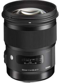 SIGMA 50mm f 1 4 DG HSM Art