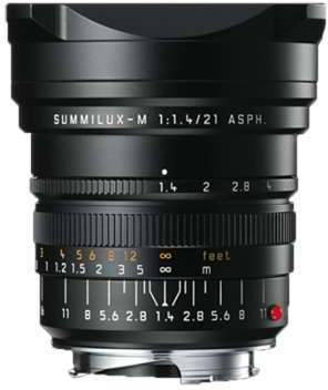 LEICA SUMMILUX-M 21mm f 1