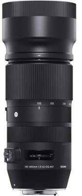Sigma 100-400mm f 5-6 3 DG