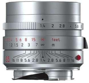 LEICA SUMMILUX-M 35mm f 1
