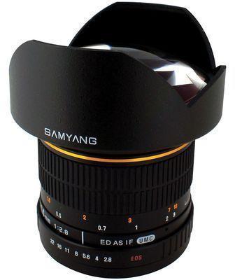 Samyang 14mm F2 8 ED AS IF