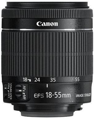 Canon EF-S 18-55mm f3 5-5