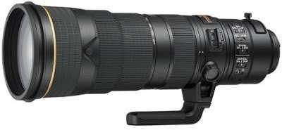 NIKON 180-400mm f 4 E TC1
