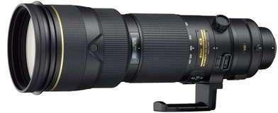 NIKON 200-400mm AF-S VR f