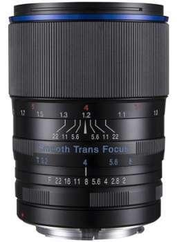 LAOWA 105mm f 2 STF Sony A