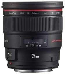 Canon EF 24mm f 1 4L II USM