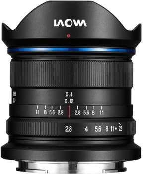 LAOWA 9mm f 2 8 Zero-D Monture