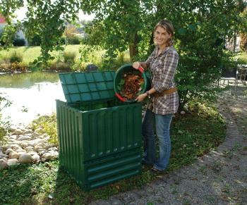 Composteur Garantia Eco-King