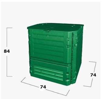 Garantia Thermo-Composteur