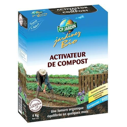 Activateur de compost 4kg