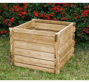 Composteur en bois non traité