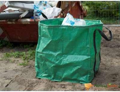 Sac à déchets de jardin multi-usages