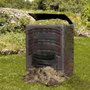 Composteur a dechets 500 litres