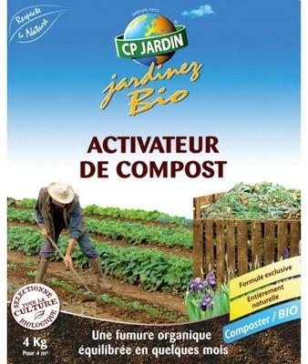 Activateur de compost 4 kg