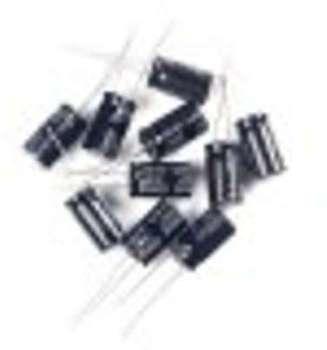 Condensateur électrolytique
