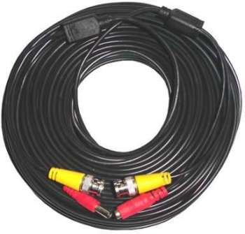 Cable video BNC video 12V
