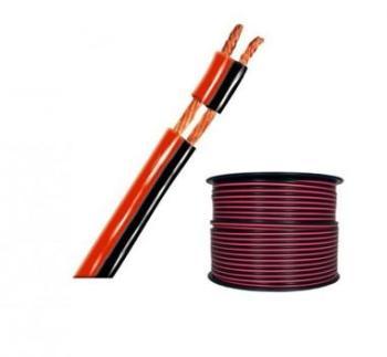 Cable Hp 0 75 Rouge Et Noir