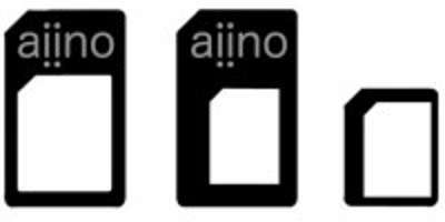 Adaptateur de carte SIM AIINO