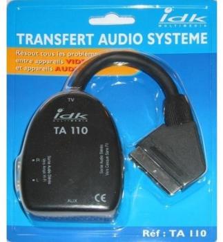 Adaptateur Audio Vidéo TA110