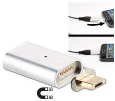 Adaptateur Micro-USB magnétique