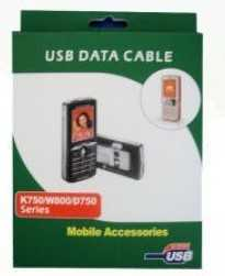 BBphone Câble data DCU-60