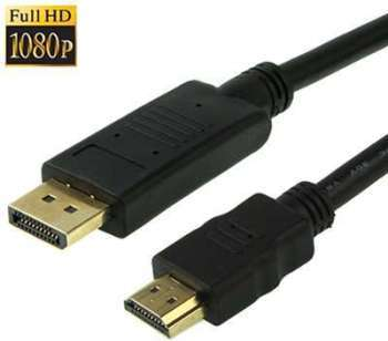 Displayport HDMI Câble (1