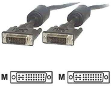 Câble DVI-I mâle vers DVI-I