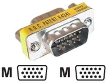 Mini changeur HD15 M M (VGA)