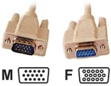 Rallonge VGA standard HD15