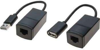 EXTENDEUR USB SUR RJ45 CAT5