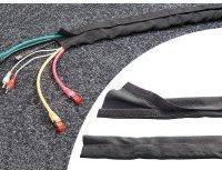 Gaine souple pour câbles avec