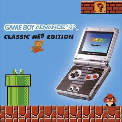 Game Boy Advance SP Classic
