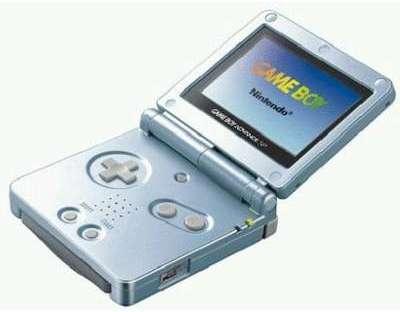 Game Boy Advance SP bleu Arctique