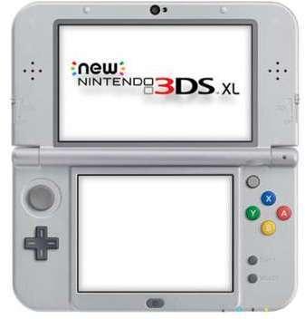 Nintendo New 3DS XL Super