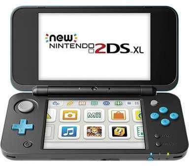 Nintendo New 2DS XL Noire