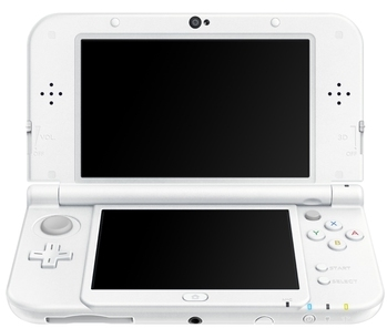 Nintendo New 3DS XL Blanche
