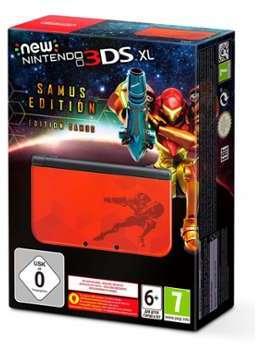 Nintendo New 3DS XL Rouge