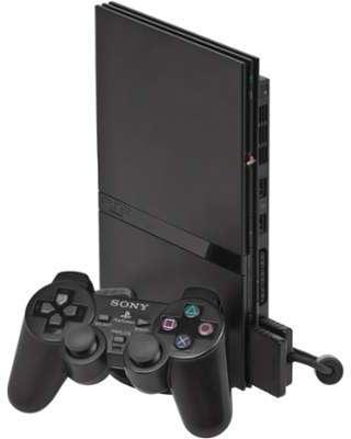 Sony PlayStation 2 slim incl