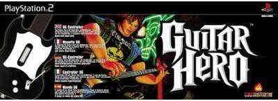 Guitare - Guitar Hero