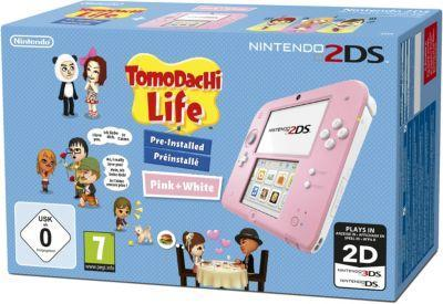 Console 2DS Nintendo Rose