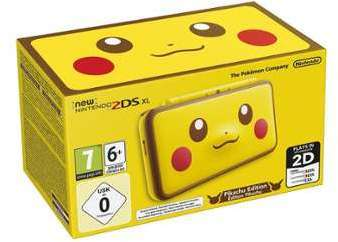 Console New Nintendo 2DS XL