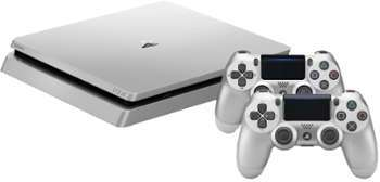 SONY Console 500 Go D Silver